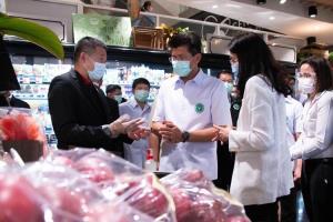 """เซ็นทรัล พัทยาและเซ็นทรัล ระยอง  ยกระดับมาตรการศูนย์การค้าขั้นสูงสุด คุมเข้มตามแผนแม่บท  """"เซ็นทรัล สะอาด มั่นใจ"""" ยกการ์ดสูงสุดทั่วไทย"""