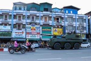 สหรัฐฯฟันธงแล้วกองทัพพม่าก่อ'รัฐประหาร' แกนนำคองเกรสร้อง'คว่ำบาตร'จัดหนักจัดเต็ม