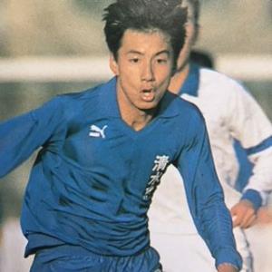 ประธานสมัยยังเป็นนักฟุตบอล