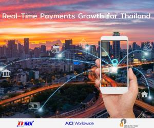 """""""จ่ายเงินเรียลไทม์"""" คึกคัก ACI Worldwide ทำระบบ Real-Time Payments ให้ National ITMX เพื่อธนาคารไทย"""