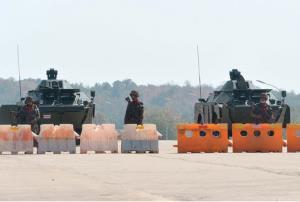 ทหารพม่ากับสัญญา 1 ปี