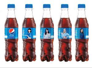 Pepsi x BLACKPINK แพคเกจใหม่