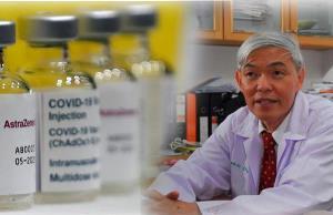 """""""หมอยง"""" ชี้ชัดวัคซีนเป็นอาวุธสำคัญสู้โควิด แนะรัฐเร่งหา ได้เร็วเศรษฐกิจฟื้นฟูเร็ว"""