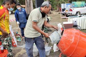 ถนนสีเขียวจากขยะพลาสติกแห่งแรกของโลก กำลังจะเกิดขึ้นในอุทยานหมู่เกาะพีพี จ.กระบี่