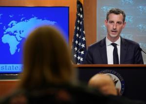 สหรัฐฯ กังวลพม่าใช้ไม้แข็งสกัดการชุมนุมต้านรัฐประหาร UN เตรียมประชุมฉุกเฉิน