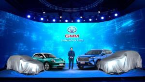 """เกรท วอลล์ ประกาศแผน 3 ปี 9 รุ่น ประเดิม  2 รุ่นแรก ลุยไทย SUV """"HAVAL H6"""" ควบ EV """"ORA Good Cat"""""""
