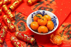 อาหารมงคลแห่งเทศกาลตรุษจีน