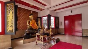 อึ้ง! ทับทิมประดับนลาฏพระพุทธรูปสี่มุมเมืองประจำทิศเหนือหายข้ามปี วันนี้ยังไร้ร่องรอย