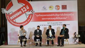 ครบรอบ13 ปี พ.ร.บ.คุมน้ำเมา เครื่องมือสำคัญปกป้องสังคมไทย