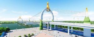 ทล.ตั้งงบกว่า 9.5 พันล้านผุดถนนใหม่พรัอมสะพานสามโคก เชื่อมมอเตอร์เวย์สาย 9
