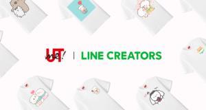 LINE STICKERS จับมือ Uniqlo นำคาแรกเตอร์สติกเกอร์ไลน์ลงเสื้อ
