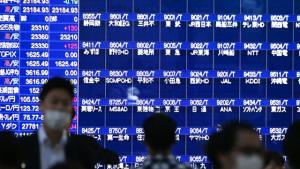 ตลาดหุ้นเอเชียปรับลบ หลังบอนด์ยิลด์สหรัฐฯ พุ่งสูงสุดในรอบ 1 ปี