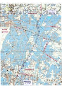 ทช.จ่อเวนคืน 547 ไร่ งบ 1.9 พันล้านตัดถนนใหม่ สายร่วมพัฒนา-สมุทรปราการ แก้จราจรรอบสุวรรณภูมิ