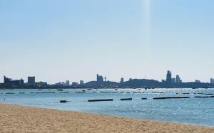 หาดพัทยา-จอมเทียนติดอันดับ 1 ใน 10 ชายหาดสวยภาคตะวันออก