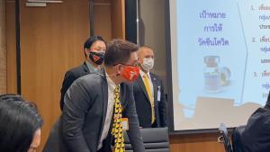 สธ.จับโกหกฝ่ายค้าน ยันประเทศไทยได้วัคซีนโควิด 63 ล้านโดส  ยันแอสตราเซเนกาไม่เคยทำคนถึงตาย