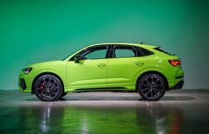 อาวดี้ รุกหนัก เปิดตัว 3 รุ่นใหม่  สปอร์ต SUV ตัวโหด