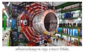 อดีตและอนาคตของศูนย์วิจัยนิวเคลียร์แห่งยุโรป (CERN)
