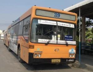 ติดโควิดรายที่ 3! คนขับรถเมล์ปรับอากาศ สาย 39