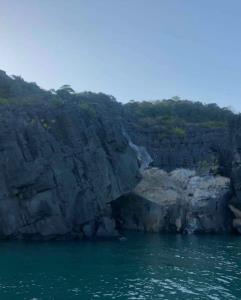 ปราสาทหินพันยอดถล่ม (ภาพ : กรมอุทยานแห่งชาติ สัตว์ป่า และพันธุ์พืช)