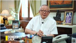 [คำต่อคำ]SONDHI TALK : จากเสี่ยโป้ หลงจู๊สมชาย ถึงเรื่องสะท้านฟ้า สะเทือนดิน