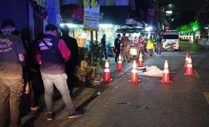 หนุ่มลูกจ้างร้านก๋วยเตี๋ยวกระหน่ำแทงเพื่อนชาวลาวดับ ฉุนถูกกล่าวหาเป็นสายตำรวจ