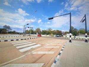 เปิดแล้ว! ถนนผังเมืองรวมนครพนม 4 เลน หนุนขนส่งไทย-ลาว