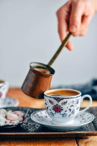 ดูดวงจากกาแฟตุรกี