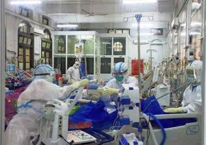 ภาพสุดท้ายที่ถูกเผยแพร่ในเพจกระทรวงสาธารณสุขและกีฬา เมื่อเวลา 19.35 น. วันที่ 31 มกราคม 2564 เป็นภาพในห้อง ICU โรงพยาบาลกรุงย่างกุ้ง