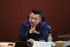 """""""เศรษฐพงค์"""" ห่วงข้อมูลเวบสภาฯไทยโผล่ขายตลาดมืด แนะเร่งอัพเกรด Cyber Security"""