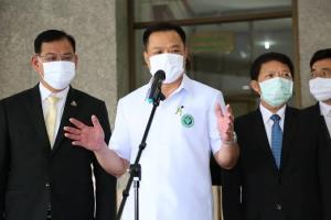 """""""อนุทิน"""" เผยวัคซีนถึงไทย 2 ยี่ห้อพรุ่งนี้ """"บิ๊กตู่"""" ประเดิมเข็มแรกของแอสตราเซเนกา"""