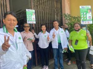 'ไพร' พร้อมนำทีมลงพื้นที่หาเสียงตามชุมชน ชู 10 นโยบายพัฒนาเมืองหาดใหญ่