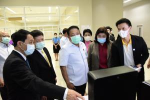 อว. มอบ Dustboy เครื่องตรวจวัดค่า PM 2.5 ให้ สธ.  เฝ้าระวัง เตือนภัยสุขภาพประชาชน รับมือกับสถานการณ์ฝุ่นพิษ