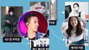 """ช็อควงการ K-POP เผยภาพยัน """"เจนนี่ แบล็กพิ้งค์"""" เดต """"จี ดราก้อน"""""""