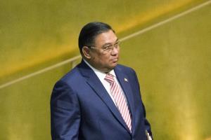 รัฐมนตรีต่างประเทศพม่าบินด่วนเยือนไทยหารือวิกฤตการเมือง