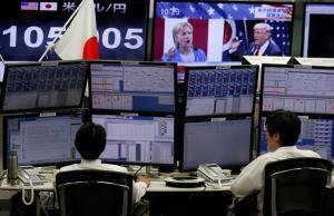 ตลาดหุ้นเอเชียปรับบวกตามทิศทางดาวโจนส์ รับ ปธ.เฟดแถลงคลายกังวลเงินเฟ้อ