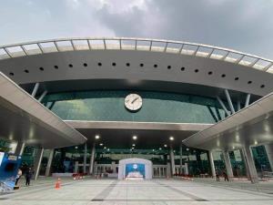 รฟม.จ่อทุบกำแพงอุโมงค์เชื่อม MRT สีน้ำเงิน - สถานีกลางบางซื่อ คาดเสร็จ ก.ย.นี้