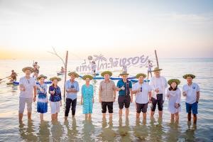 """กระตุ้นท่องเที่ยว 3 เกาะดังสุราษฎร์ฯ จัดโปรหนัก """"เที่ยวเกาะให้หรอย"""" ดึงคนไทยเที่ยวหน้าร้อน"""