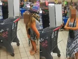 ผงะ! ไม่พกหน้ากากป้องกันโควิด-19 ลูกค้าหญิงถอดกางเกงในสวมหน้าเข้าห้างฯ (ชมคลิป)