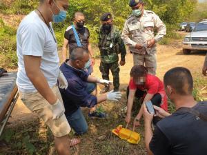 ทหารผาเมืองสกัดเมียนมาลอบเข้าเมือง 58 คนคาชายแดนฝาง รวบคนนำพาพร้อมรถกระบะซุกยาบ้าหมื่นเม็ด