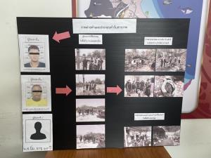 ผบก.เมืองเพชร โชว์ผลการระดมกวาดล้างอาชญากรรม
