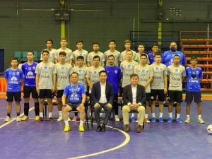 กทท.สนับสนุนสนามฝึกซ้อมแก่ฟุตซอลทีมชาติไทยสู้ศึกเอเชี่ยนอินดอร์ฯ
