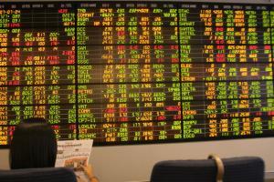 หุ้นปิดเช้าบวก 5.14 จุด หลัง Bond yield ลดระดับส่งผลสินทรัพย์เสี่ยงเอเชียฟื้น