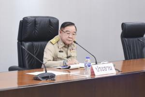 """""""ประวิตร"""" แจ้ง ครม.จ้างงานผ่าน """"Job Expo Thailand 2020"""" แล้ว 9.57 แสนอัตรา"""