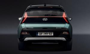 Hyundai Bayon ใหม่ ขุมพลังเทอร์โบ 1.0 ลิตร เตรียมขายจริงที่ยุโรป