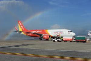 """สายการบินไทยเวียตเจ็ทฉลองมหกรรม 3.3 ออกโปรโมชัน """"3.3 ซูเปอร์เซล"""""""