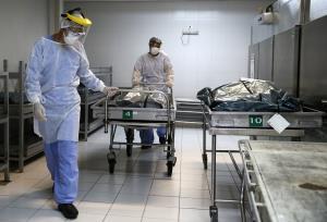 โควิดกลายพันธุ์เล่นงานบราซิลสาหัส เสียชีวิตสูงสุด 2 วันติด