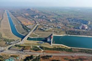 จีน 'ผันน้ำใต้สู่เหนือ' เลี้ยงปักกิ่ง-เทียนจิน-เหอเป่ย กว่า 2.2 หมื่นล้านลบ.ม.