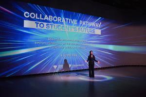 ปูเส้นทางสู่อนาคตกับ University Pathway!  ม.กรุงเทพ ร่วม 21 โรงเรียน จับมือกันพัฒนาแผนการเรียนนิเทศฯ ระดับมัธยม พร้อมผลักดันนักเรียนเรียนล่วงหน้ากับคณะนิเทศศาสตร์