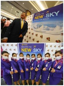 แผนฟื้นฟูการบินไทย ไม่ลดทุน – แฮร์คัทแล้วจะรอดหรือ