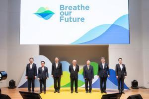 5 ภาคีเครือข่าย รวมพลังเพื่อลมหายใจแห่งอนาคต มุ่งจัดการพลังงานสร้างอากาศบริสุทธิ์